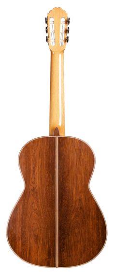 "Classical Guitars - 2014 Kenneth Brogger ""Stradivarius"" SP/CSAR - Guitar Salon International"