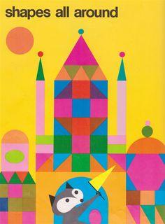 Illustration by John J Reiss, 1974.