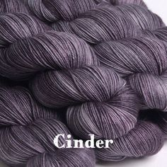 Sock from Hedgehog Fibres Content: 90% superwash merino wool, 10% nylon Yarn Category: Fingering Weight/Yardage: 437yds/ 100g Care: machine wash, gentle – although handwashing is always recommended to