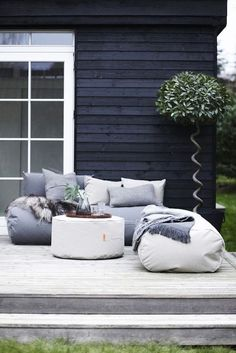Outdoor Furniture: The Return of the Beanbag Chair …