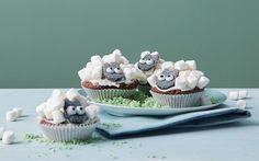 Morsom dessert til fårikål - Baking for alle Marshmallows, Muffins, Baking, Desserts, Food, Creative, Marshmallow, Tailgate Desserts, Muffin