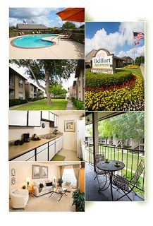 The Bellfort Luxury Apartments - Hobby Airport Houston