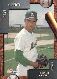 1992 Fleer/ProCards #2739 Dave Giberti Front