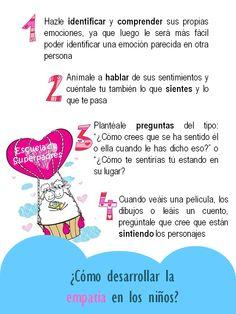 20 enero. Emociones #niños #ayuda