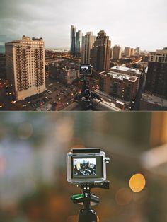 South Loop Sunset GoPro Timelapse | by vonderauvisuals