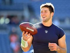 Happy Birthday Tim Tebow! August 13, 2013