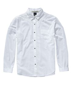Lightweight Oversized Button Up Shirt > Womens Clothing > Shirts at Maison Scotch