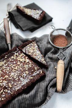 Dark Chocolate Firecracker Tart