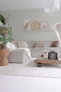 Decor, House Design, Furniture, Interior, Sectional Couch, Home Decor, House Interior, Room, Coffee Table