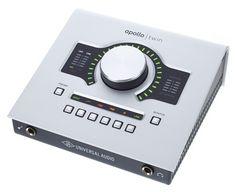 Universal Audio Apollo Twin Solo #Thomann