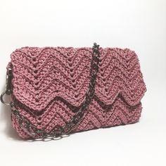 Thumb 20171011193533 5c2b342c Handmade Bags, Knit Crochet, Knitting, Nice, Fashion, Moda, Handmade Handbags, Tricot, Fashion Styles