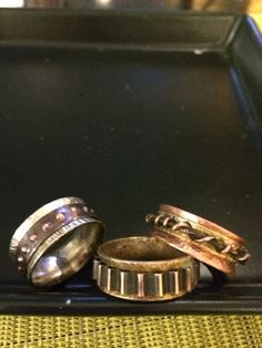 spinner rings richard salley - Google Search