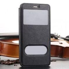 Huawei Honor 7 Lite musta ikkunakotelo