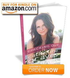 Catherine Graves, mom, survivor and author of Checking Out: An In-Depth Look At Losing Your Mind