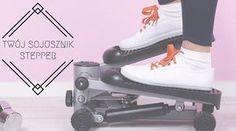 Pamiętacie jeszcze stepper? #blogsportipl #stepper #akcesoriadocwiczen #cwiczenia #fitness #silownia #odchudzanie