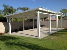 stand alone covered patio - Google Search