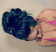 I wish my buns would look like this :/