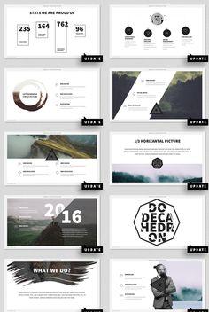 #powerpoint Ppt Design, Keynote Design, Powerpoint Design Templates, Design Poster, Slide Design, Book Design, Best Powerpoint Presentations, Design Model, Presentation Template Free
