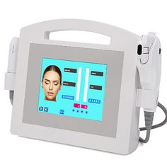 Facial Ultrasonic Machine 2IN1 Ultrasound Hifu Beauty System Heat Energy, Thermal Energy, Non Surgical Facelift, Pulse Light, Subcutaneous Tissue, Face Treatment, Ultrasound, Plastic Surgery, Facial