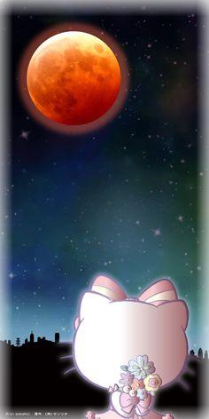Melody Hello Kitty, Hello Kitty Collection, Hello Kitty Wallpaper, Cat Party, Cellphone Wallpaper, Sanrio, Kawaii, Cats, Illustration