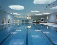Gallery of Feng Shui Swimming Pool / Mikou Studio - 1