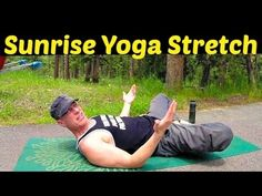 Gentle Sunrise Yoga Flow - 10 Min Beginner Morning Stretch Routine for Everyone - YouTube