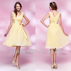 http://babyclothes.fashiongarments.biz/  Beautiful Dress For A Cocktail Party Princess Wedding Dresses Bidesmaid Knee Length Gown Yellow Silk Ribbon In The V Neck Bow, http://babyclothes.fashiongarments.biz/products/beautiful-dress-for-a-cocktail-party-princess-wedding-dresses-bidesmaid-knee-length-gown-yellow-silk-ribbon-in-the-v-neck-bow/,  beautiful dress for a cocktail party princess wedding dresses bidesmaid knee length gown yellow silk ribbon in the v neck bow ,  beautiful dress for a…