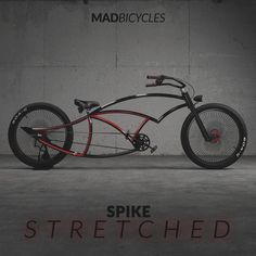 Finally the Stretch! Go get him! To get Yours handmade to measure email adam@madbicycles.com #custom #bicycle  #stretch #slownlow #low #customlife