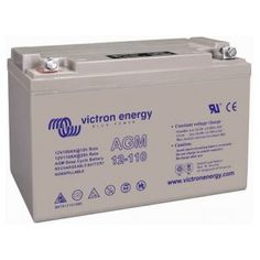 Acumulator Baterie 12v 110Ah VRLA AGM Deep Cycle Victron Energy BAT412101080