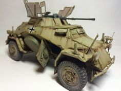 Sd Kfz 222 | Hobbyboss 1:35 scale
