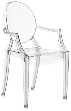 Kartell Lou Lou Ghost Chair | 2Modern Furniture & Lighting
