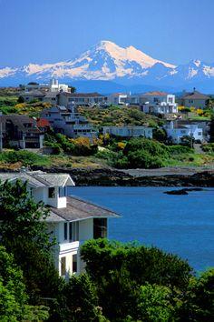 British Columbia - Victoria, Vancouver Island - Marine Drive