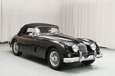 1960 Jaguar XK150 Drophead Coupe