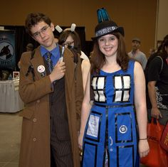 Dr. Who costumes @Hayli Chamberlain