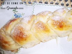 Brioche braid Sweet bread – Famous Last Words Pozole, Sweets Cake, Cookie Desserts, Challah Bread Recipes, Mexican Bread, Sweet Dough, Mexican Dinner Recipes, Pastry And Bakery, Sweet Bread