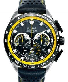 Pulsar Chronograph 100M - luxury watches online