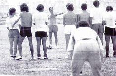 Entrenos del Cali en los 70's con Bilardo - Deportivo Cali Sports