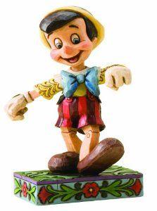 Pinocchio - Jim Shore