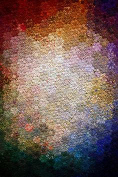 Hexagon colorwash.  Click on the web page to see a much larger image.