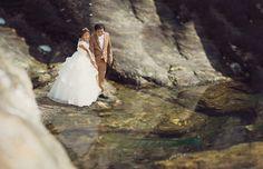Ekkachai Saelow Turns Newlyweds Couples Into Miniature People. FunPalStudio Illustrations, Entertainment, beautiful, creativity, nature, Art, Artwork, Artist, wedding photography, wedding photographs, Wedding Photographer, photographer, Photography.
