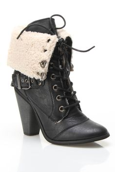 Cheri Boot    I wish I lived someplace where these could be my winter boots LOL