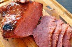 Go Beyond The Boil This Saint Patrick's Day:Baked Brown Sugar Corned Beef.