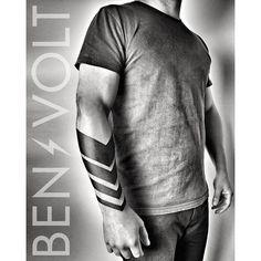 BenVolt mnml tattoo