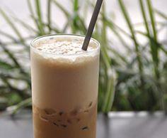 Receita de café gelado com leite condensado e gelo