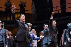 See the video: The Tony, Grammy and Olivier Award-winning hit musical Jersey Boys officially celebrated 10 record-breaking years on Broadway this weekend at the August Wilson Theatre, and oh, what a celebration it was. August Wilson, Jersey Boys, Curtain Call, 10 Anniversary, Theatre, Musicals, Broadway, Celebration, Tv