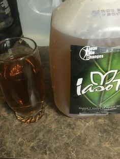 Made my tea!! Day 1 ., #detox#productoftheproduct join me http://www.totallifechanges.com/4934031