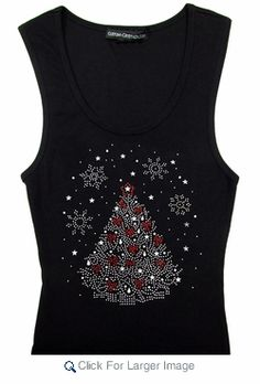 Winter Girls Tank Top Holiday Christmas Snow Flakes