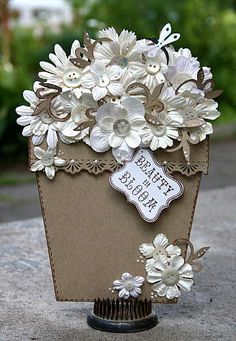 Rimna's Gallery: flower card