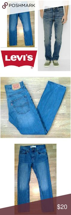 """Levi's 511 slim fit jeans These classic Levi's 511 slim fit jeans are perfect for any occasion! Classic blue cotton denim, traditional 5 pocket style, Levi's leather logo tag on back. Size 16Reg, 28"""" inseam 28 waist. In like NEW CONDITION, NO DAMAGES, UNUSED. Dress up or down with button downs, sweaters or tees. GRAB yours for less! Levi's Bottoms Jeans"""