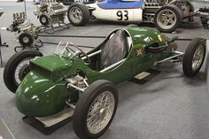 1954 Kieft Formula 3 race car